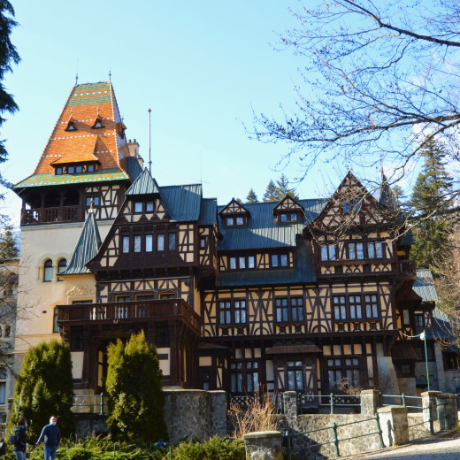 Treasure hunt Sinaia regala