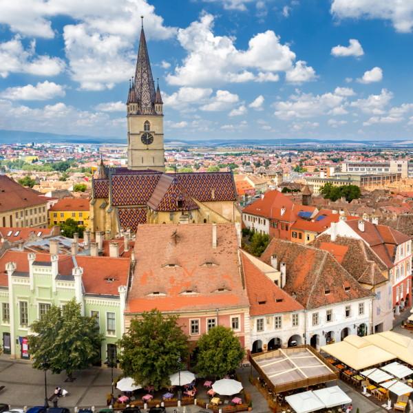 Treasure hunt Sibiu medieval