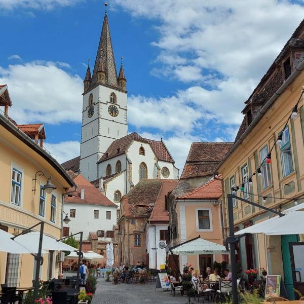 Tur autoghidat Secretele Sibiului